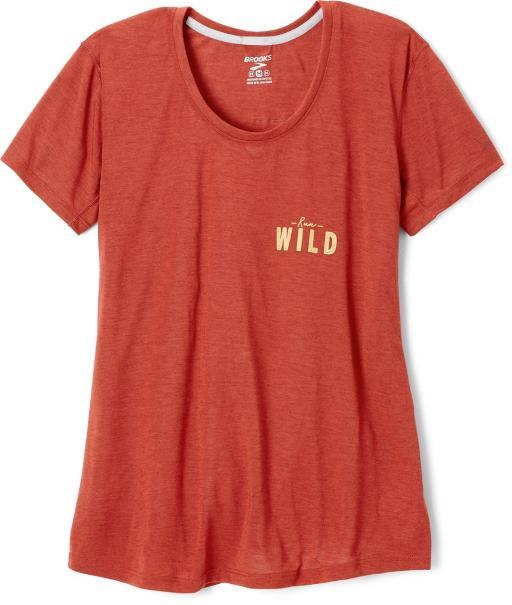 女款速干户外T恤有机棉短袖上衣爆款百搭排汗速干