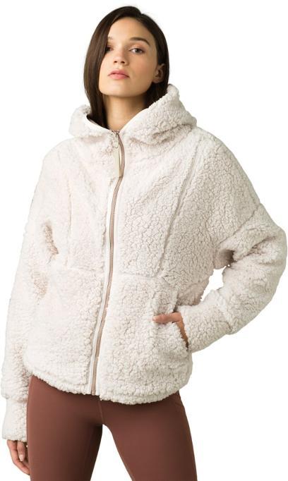 女款羊羔绒外套户外抓绒衣舒适保暖